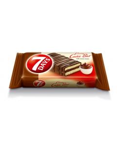 Prajitura cu crema si glazura de cacao 7Days 32g