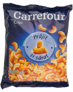 Caju prajit si sarat Carrefour 300g