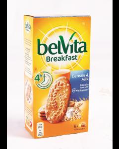 Biscuiti cu cereale integrale si lapte Belvita Start 300g
