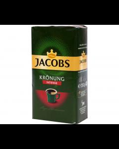Cafea prajita si macinata Jacobs Kronung Intense 250g