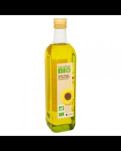 Ulei de floarea-soarelui virgin Carrefour Bio 750ml
