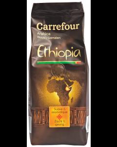 Cafea pur arabica prajita si macinata Carrefour 250g