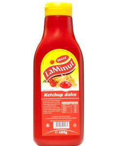 Ketchup dulce La Minut 480g