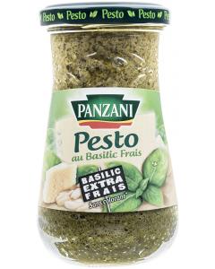 Sos Pesto Basillico cu branzeturi italiene Panzani 200g