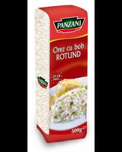 Orez cu bob rotund Panzani 500g