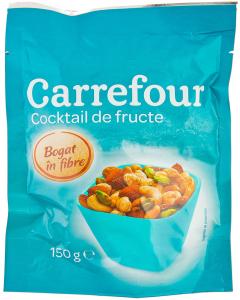 Cocktail de fructe Carrefour 150g