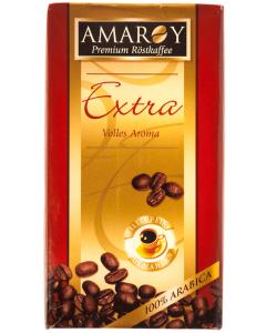 Cafea prajita si macinata Amaroy Extra 500g