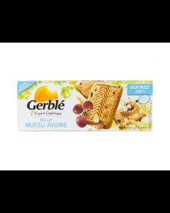 Biscuiti Musli-Fructoza Gerble 290g