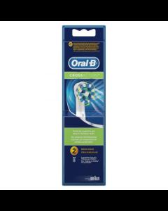 Rezerva periuta electrica Oral-B Cross Action EB50 set 2bucati