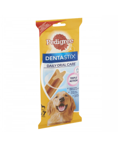 Hrana complementara pentru caini de peste 4 luni Pedigree Dentastix 270g