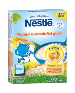 Mic dejun cu cereale Nestle 250g