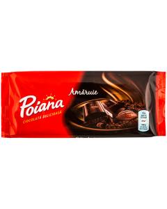 Ciocolata delicioasa amaruie Poiana 90g