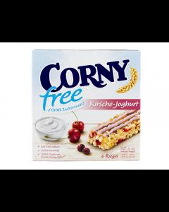 Batoane de cereale cu cirese si iaurt Corny 120g