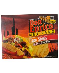 Taco Shells Don Enrico Mexicano 135g