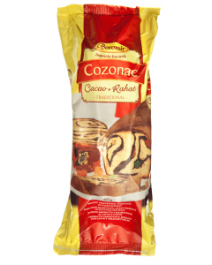 Cozonac traditional cu cacao si rahat Boromir 400g