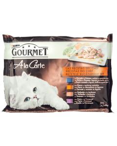 Hrana umeda pentru pisici Gourmet A la Carte 340g