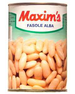 Fasole alba Maxim's 400g