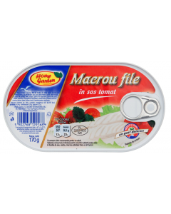 Macrou file in sos tomat Home Garden 170g