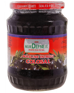 Masline intregi Colosal Defne 720ml