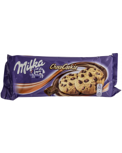 Fursecuri cu bucatele de ciocolata Milka Choco Cookie 135g