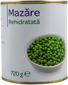 Mazare rehidratata Carrefour 720g