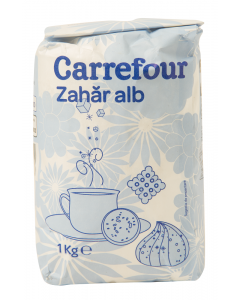 Zahar alb Carrefour 1kg