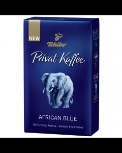 Cafea prajita si macinata Tchibo Private Kaffee African Blue 250g
