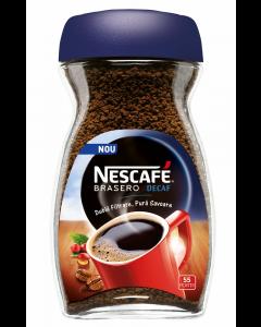Cafea solubila Nescafe Brasero Decaf 100g