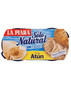 Pate de ton La Piara Solo Natural 150g