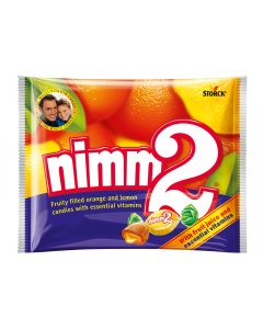 Bomboane cu suc de fructe si vitamine Nimm2 90g