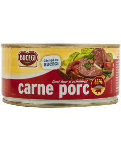 Carne porc Bucegi  300g
