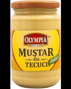 Mustar din Tecuci dulce Olympia 300g