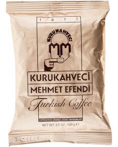 Cafea Mehmet Efendi Kurukahveci Turkish Coffee 100g