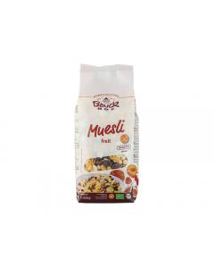 Muesli bio crocant cu fructe Bauck Hof 325g