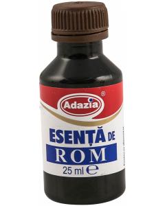 Esenta de Rom Adazia 25 ml