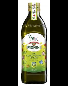 Ulei de masline extra virgin bio Monini Bio Mini 500ml