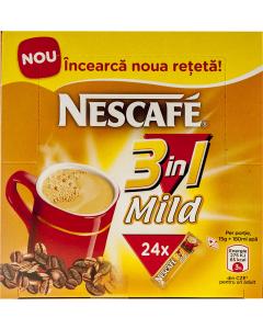Cafea Nescafe 3in1 Mild 360g