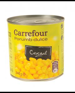 Porumb dulce crocant Carrefour 340g