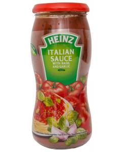 Sos cu busuioc si usturoi Heinz 500g