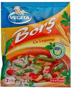 Bors cu legume Vegeta 70g