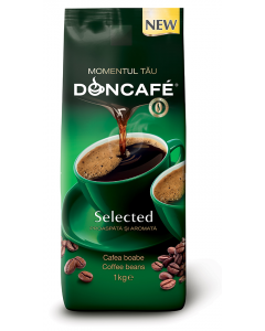 Cafea boabe Doncafe Selected 1kg