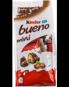 Napolitana in ciocolata cu lapte cu umplutura de lapte si alune Kinder 108g