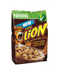 Cereale mic dejun Nestle Lion 500g