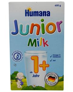 Lapte praf 1+ Humana 600g