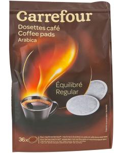 Cafea pur arabica moka Carrefour 36x7g