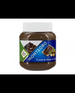 Crema de alune cu cacao Monteoro 350g