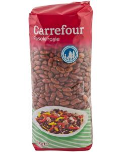 Fasole rosie Carrefour 1kg