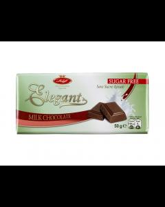 Ciocolata cu lapte Elegant 50g