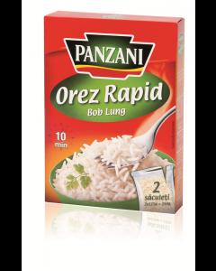 Orez rapid bob lung Panzani 250g