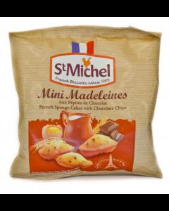 Madeleines cu fulgi de ciocolata St.Michel 175g